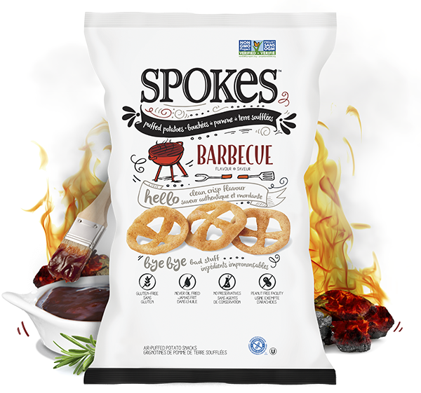 BARBECUE packaging